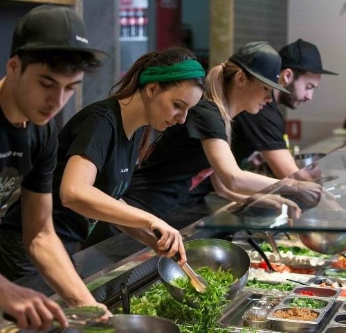 Salad Bar Franchise UK