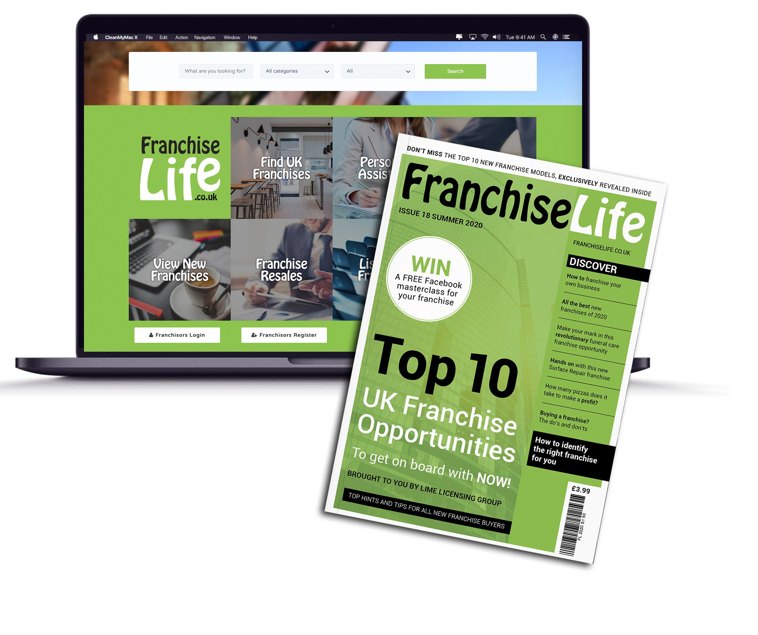 Franchise-Life-Package Online Franchise Training