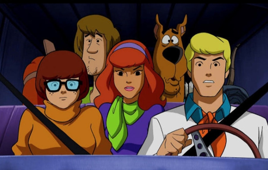 Scooby-Do-Image Brand Management